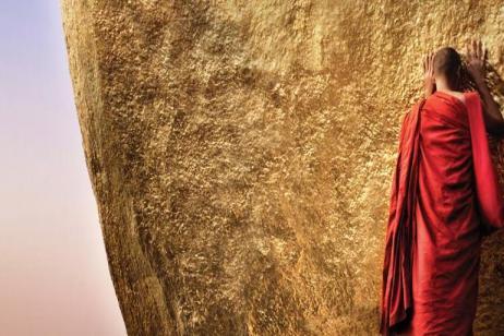 Myanmar Golden Rock Short Break tour