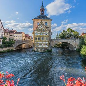 Central European Experience – Cruise Only Eastbound tour