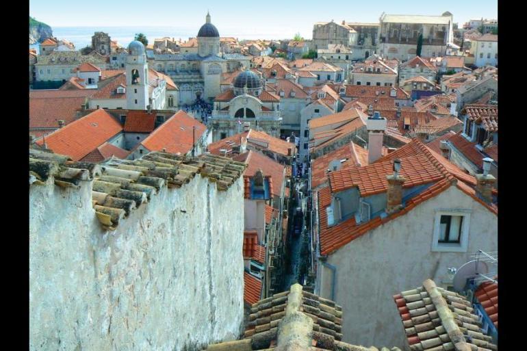 Croatia Dubrovnik Journey Through The Balkans Trip