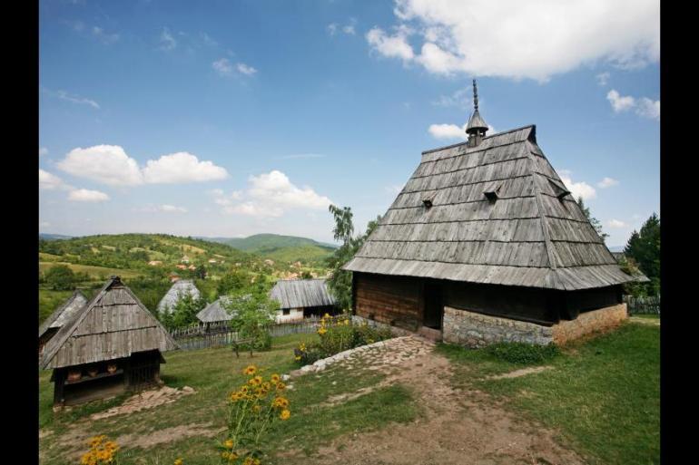 Cultural Trains & Rail Journey Through The Balkans package