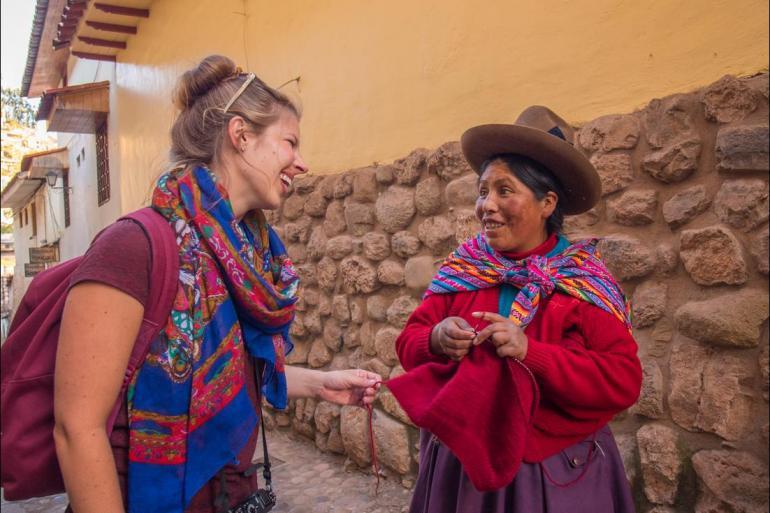 Aguas Calientes Arequipa Highlights of Ecuador & Peru  Trip