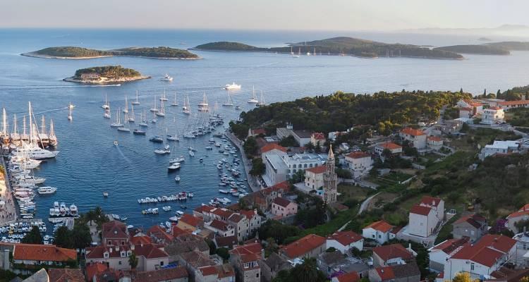 Creme de la Croatia - 8 days tour