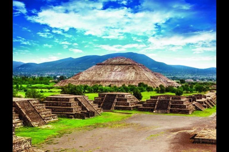 Mexico City Palenque Contrasts of Mexico Trip