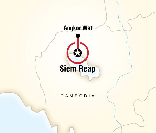 Angkor Wat Siem Reap Cambodian Water Festival and Longboat Race Trip
