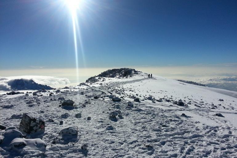 Blu sky Kilimanjaro-Tanzania_342697_P