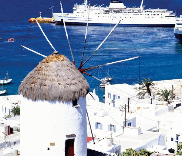 European Treasures Amsterdam to Athens and Cruise Standard (Summer 2017) tour