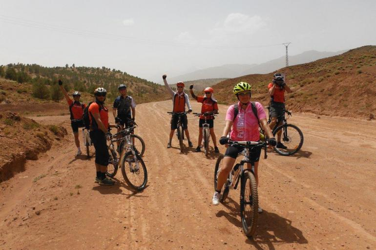 Cultural Culture Authentic Morocco by Bicycle package