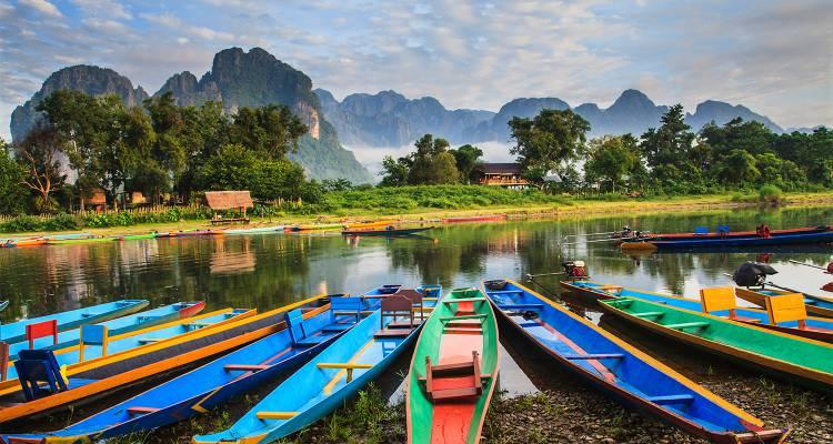 Highlights of Cambodia & Laos - 13 days tour