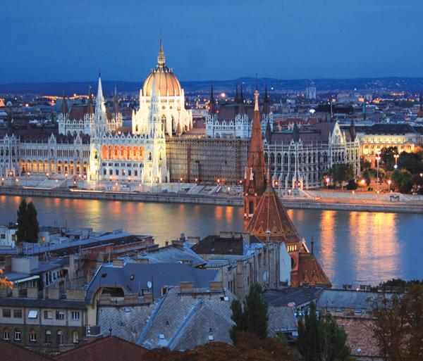 Easy Pace Budapest Vienna and Prague (Summer 2017) tour
