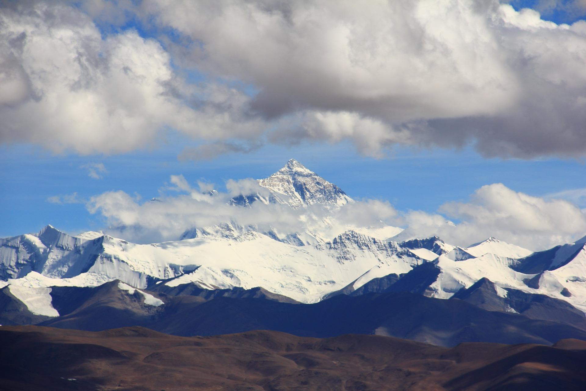 Himalayas Mount Everest, Nepal