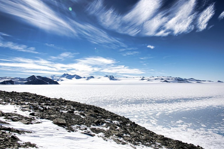 The South Pole Flight Expeditions tour