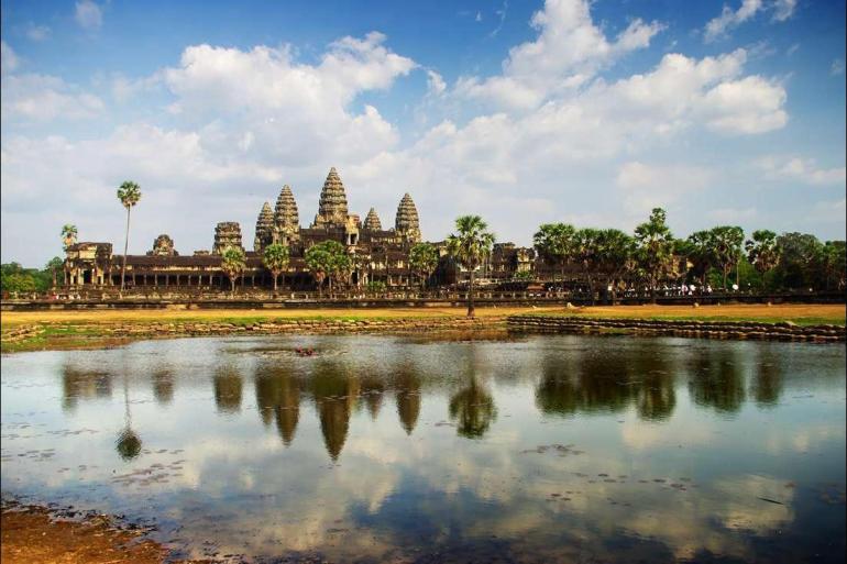 Cultural Culture Cambodia Express package