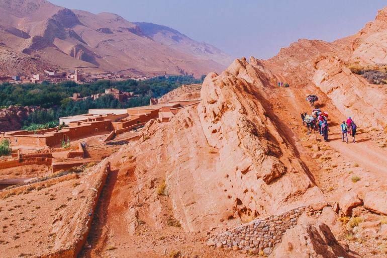 Morocco: Hike, Bike & Horse Ride tour