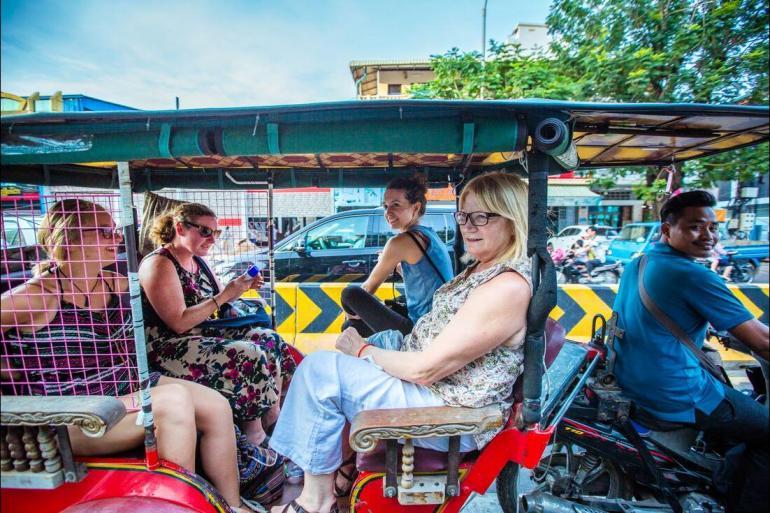 Ho Chi Minh Killing Fields Cambodia Express Trip