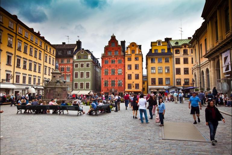 Helsinki Oslo Oslo to Vilnius Trip