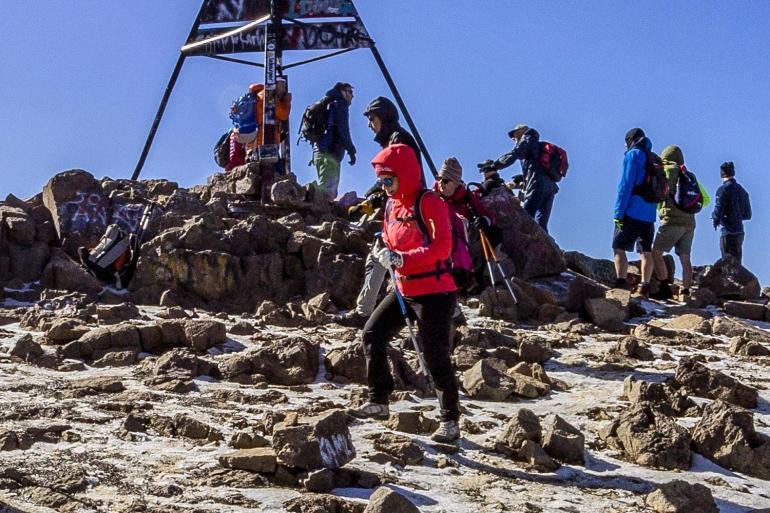Mount Toubkal Trek tour