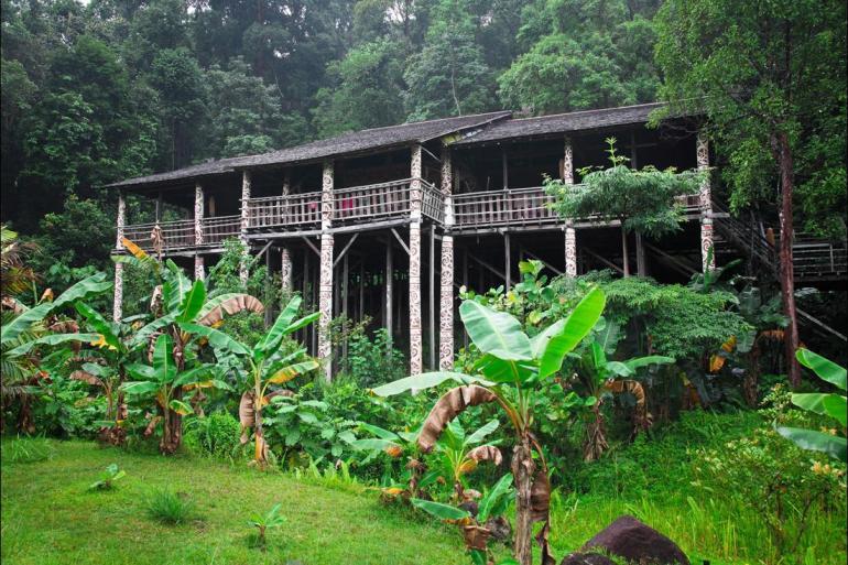 Cultural Culture Wild Sarawak package