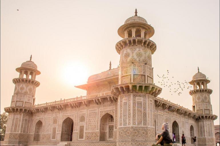 Agra Amber Fort Indian Getaway Trip