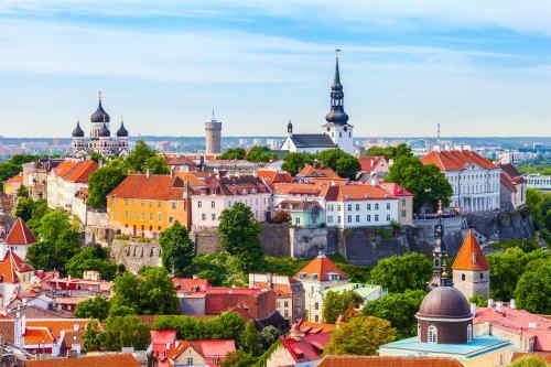 Capitals & The Baltics: Sweden, Latvia, Estonia & Finland tour