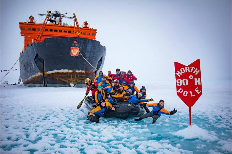 Cultural Culture North Pole: Journey to the Top of the World  package