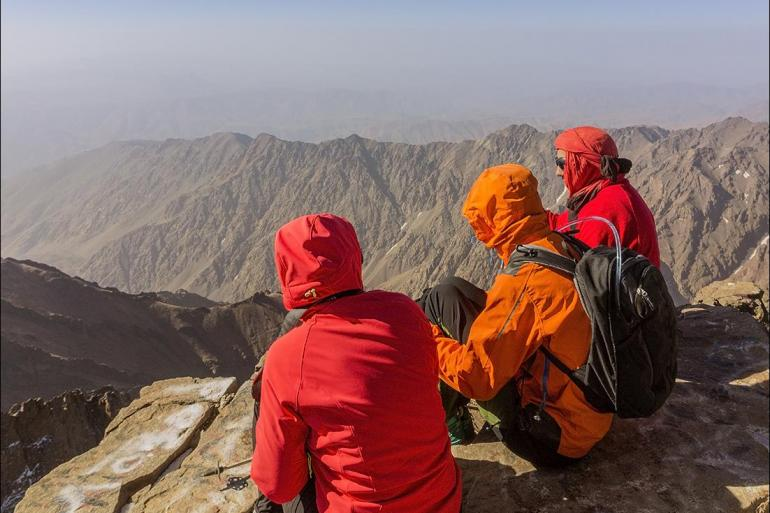 Atlas Mountains Marrakech Mount Toubkal Trek Trip