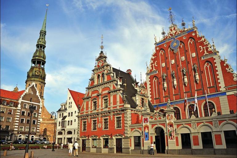 Stockholm Tallinn Oslo to Vilnius Trip