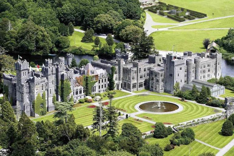 Iconic Ireland and Ashford Castle tour