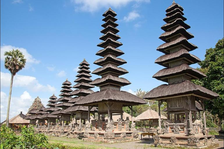 Local Immersion Historic sightseeing Jakarta to Ubud package