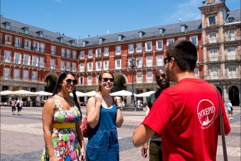 Local Immersion Historic sightseeing North Spain Discovery package