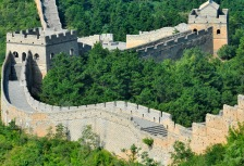 Great Wall of China, top Asia tour attraction