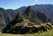 Peru tour with Machu Picchu