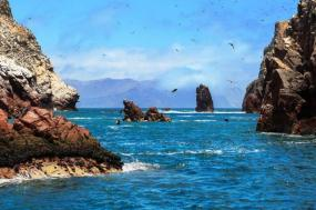 Cultures and Contrasts of South America with Paracas Extension Summer 2018