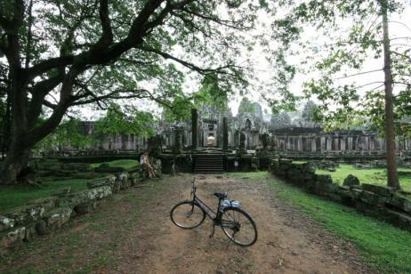 Cycle Bangkok To Ho Chi Minh tour