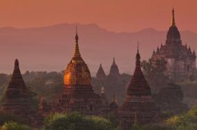 Hidden Wonders of Myanmar tour