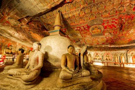 Best of Sri Lanka & Southern India tour