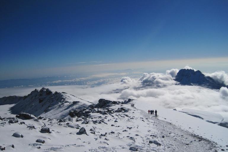 Kilimanjaro Trekking 7 Days Marangu Route  tour
