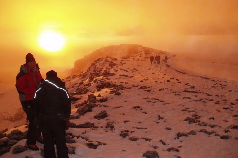 Kilimanjaro Trekking 8 Days Machame Route tour