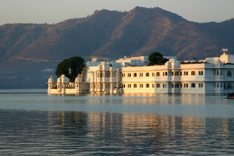 Rajasthan historical city Udaipur, India