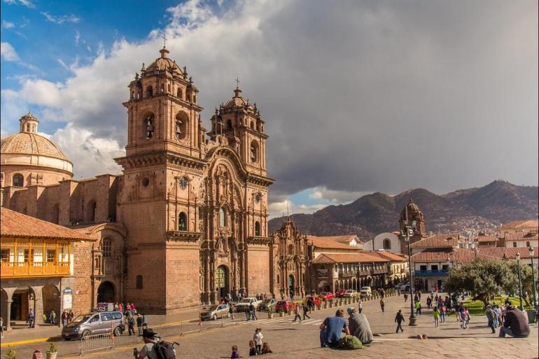 Aguas Calientes Cusco Inca Trail Family Holiday with teenagers Trip