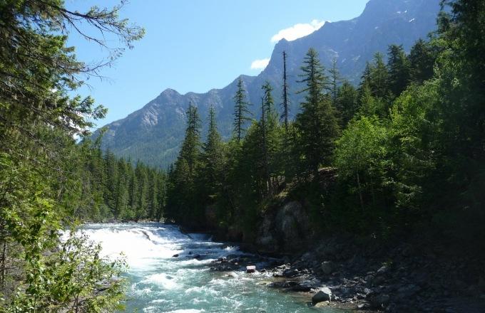 Glacier National Park Family Adventure tour