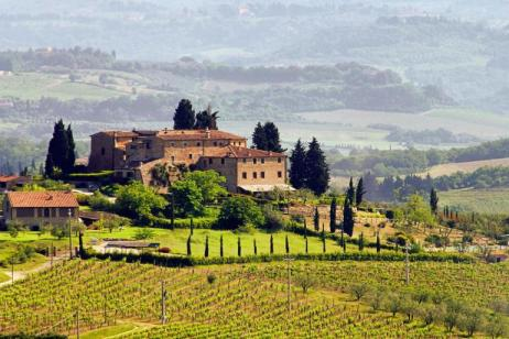 Treasures of Umbria and Tuscany with Rome tour