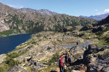 Chilkoot Trail tour