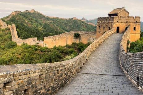 China: Great Wall Hike, Bike & Kung Fu tour