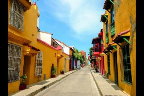 Contrasts Of Colombia tour