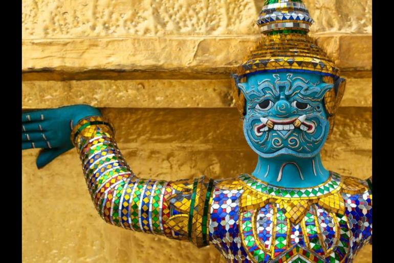 Cultural Trains & Rail Beyond The Mekong package
