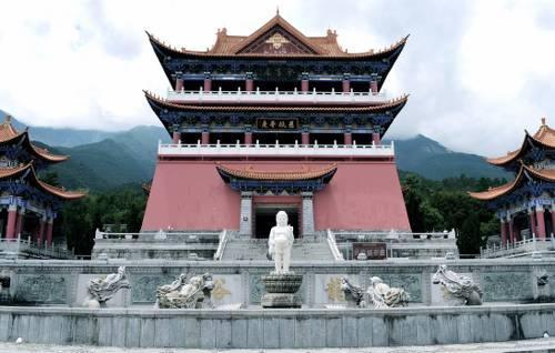 China Encompassed tour