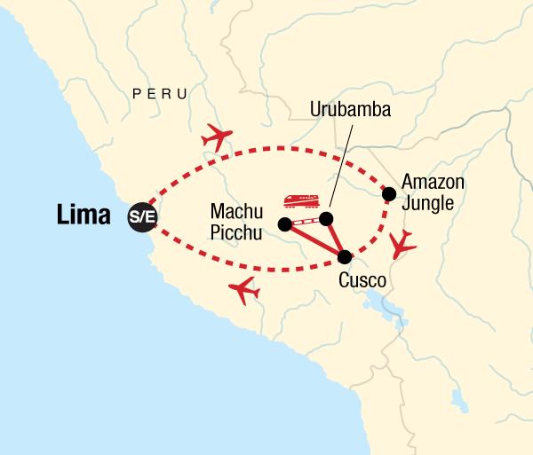 Cusco Lima Peru Family Experience Trip