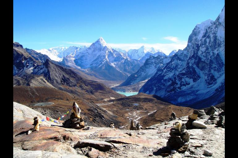 Everest Base Camp Kathmandu High Passes to Everest Base Camp Trip