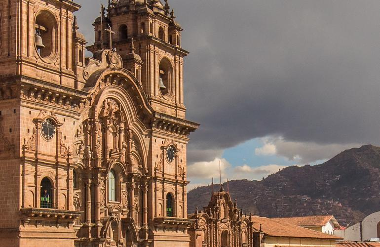 Inca Trail Family Holiday with teenagers tour