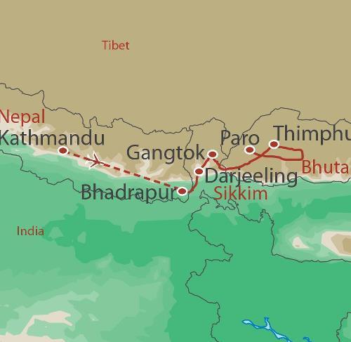 Punakha Tibet East Himalayan Kingdoms Trip